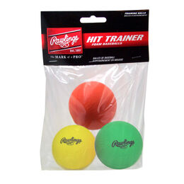 Hit Training Balls