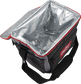 On open Rawlings 24 can cooler with silver lining on the inside - SKU: 10224043511 image number null
