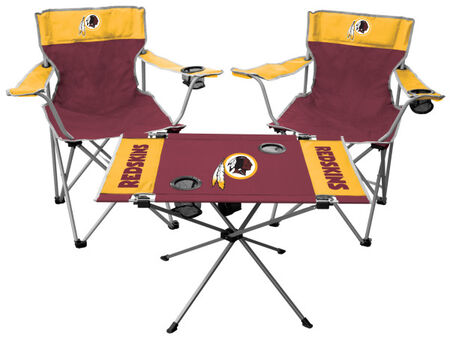 NFL Washington Redskins 3-Piece Tailgate Kit