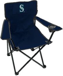 MLB Seattle Mariners Gameday Elite Quad Chair