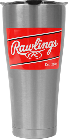 Stainless Steel 30 oz Rawlings Patch Tervis Tumbler