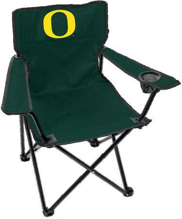 NCAA Oregon Ducks Gameday Elite Quad Chair