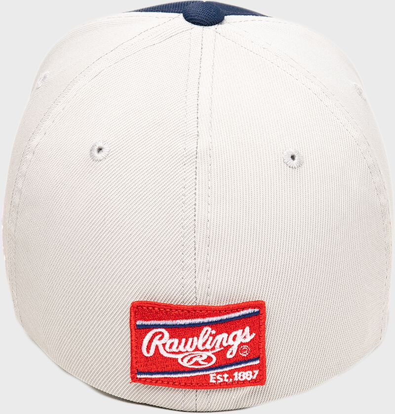 Rawlings Black Clover RBC Clover Nation Fitted Hat