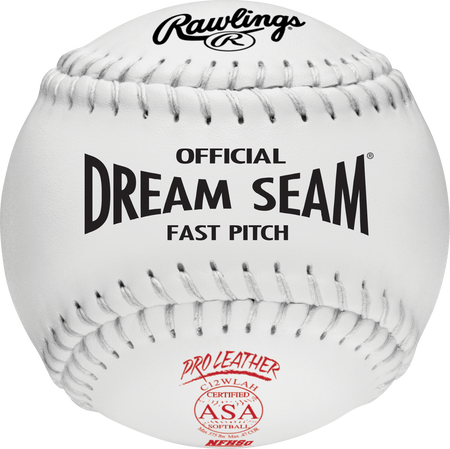 ASA NFHS Official Softballs