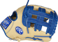 Thumb of a camel PROKB17-6CR Heart of the Hide ColorSync 12.25-inch infield glove with a royal H-web image number null