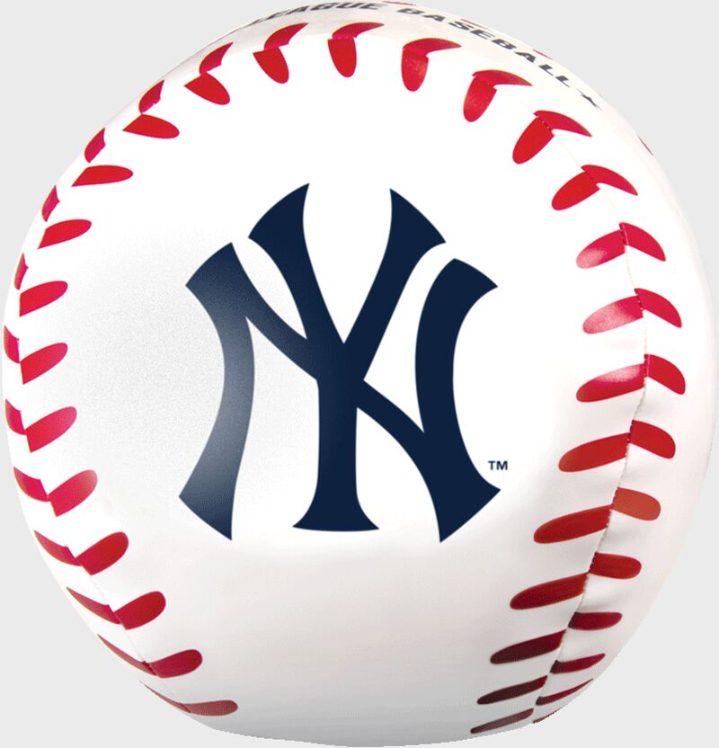 MLB New York Yankees Big Boy 8 in Softee Baseball