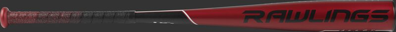 US9510 Rawlings USA 5150 bat with a red barrel and red/black batting grip