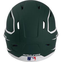 Mach Senior Two-Tone Matte Helmet Dark Green