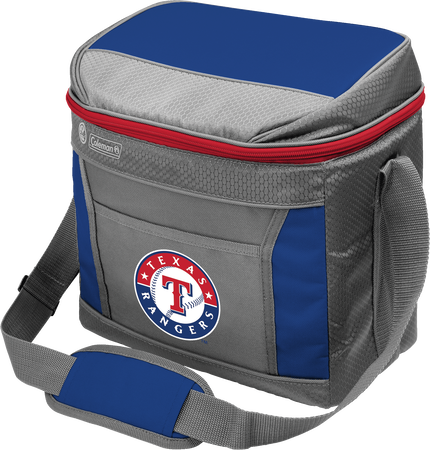 MLB Texas Rangers 16 Can Cooler