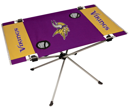 NFL Minnesota Vikings Endzone Table