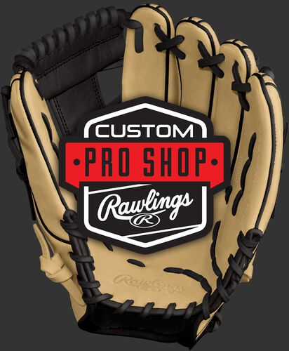Rawlings Pro Preferred Custom Pro Shop glove image