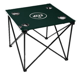 NFL New York Jets Deluxe Tailgate Table