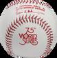Rawlings MLB World Series Commemorative Baseball | 1978 image number null