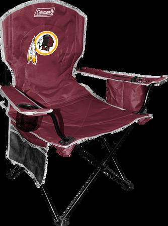 NFL Washington Redskins Cooler Quad Chair