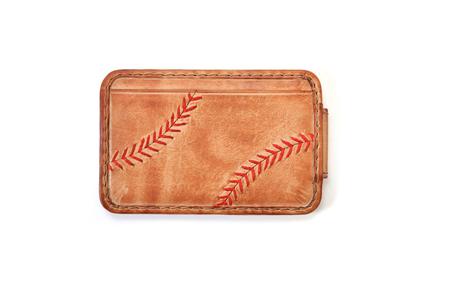 Baseball Stitch Money Clip