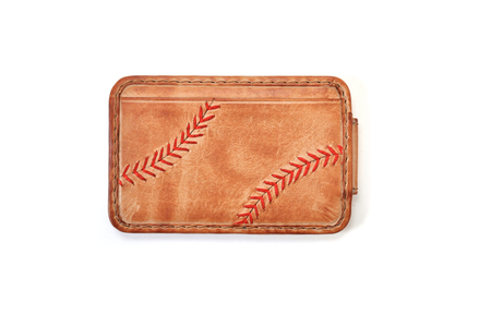 Baseball Stitch Money Clip