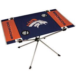 NFL Denver Broncos Endzone Table
