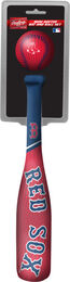MLB Boston Red Sox Slugger Softee Mini Bat and Ball Set