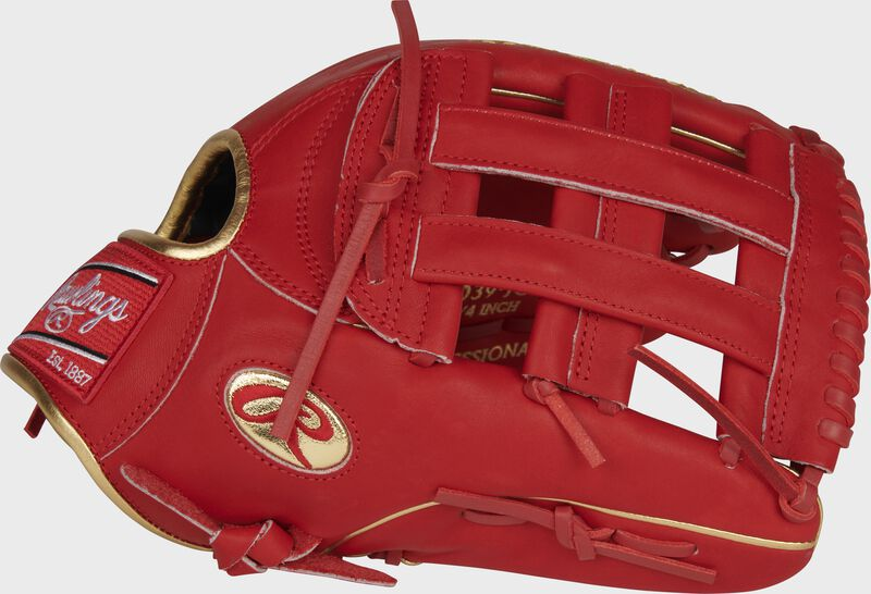 Gameday 57 Series Joey Gallo Heart of the Hide Glove