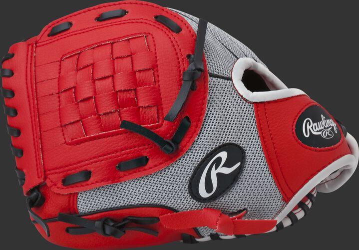 Players 10-inch Baseball/Softball Glove