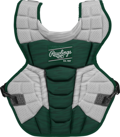 Rawlings Intermediate Velo 2.0 Chest Protector | Meets NOCSAE
