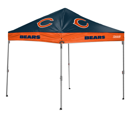 NFL Chicago Bears 10x10 Shelter