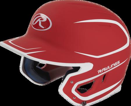 Mach Senior Two-Tone Matte Helmet