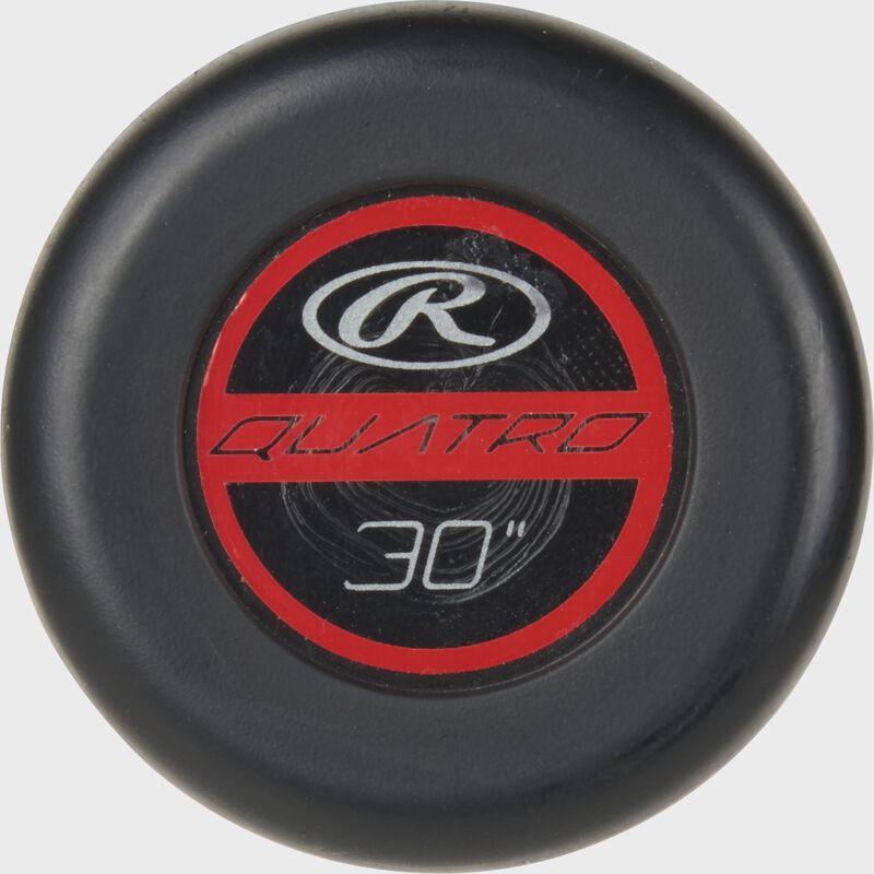 Rawlings 2021 Quatro Pro USA Bat | -10, -12