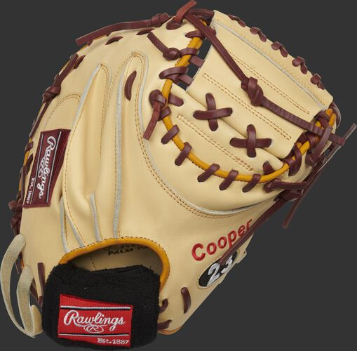 Heart of the Hide 34 in Custom Catcher's Mitt