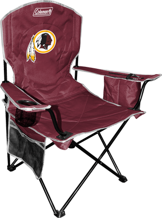 NFL Washington Redskins Cooler Quad Chair