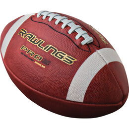 PRO5 Youth Leather Football