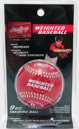 Weighted Training Baseball