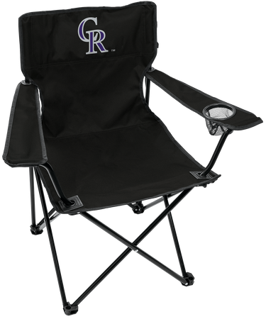 MLB Colorado Rockies Gameday Elite Quad Chair