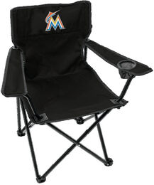 MLB Miami Marlins Gameday Elite Quad Chair