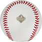 The official Postseason logo stamped on the WSBB19CHMP World Series Champions baseball image number null