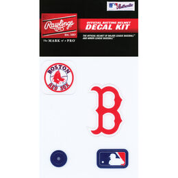 MLB Boston Red Sox Decal Kit
