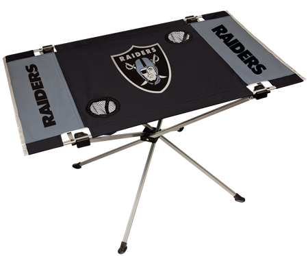 NFL Oakland Raiders Endzone Table