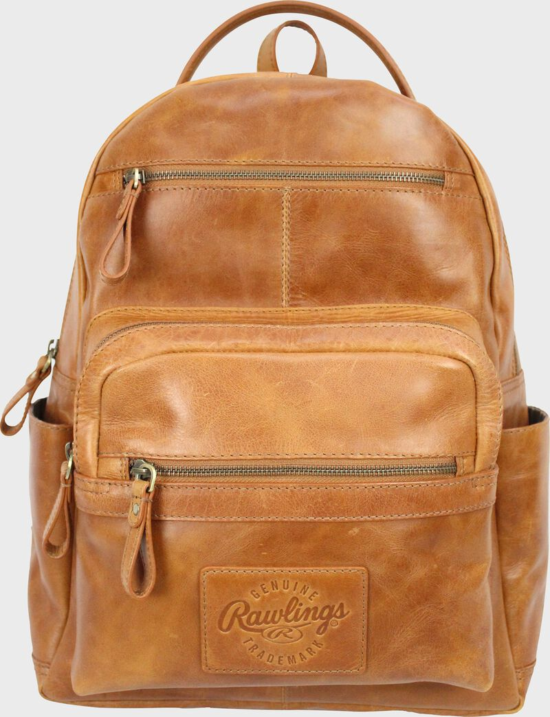 Rugged Medium Backpack | Tan