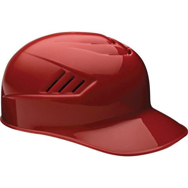 Coolflo Adult Base Coach Helmet Scarlet