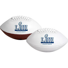 2019 Road to Super Bowl 53 Youth Size Football