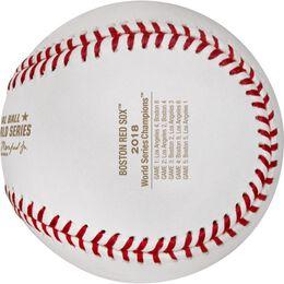 MLB 2018 World Series Champions Boston Red Sox Baseball