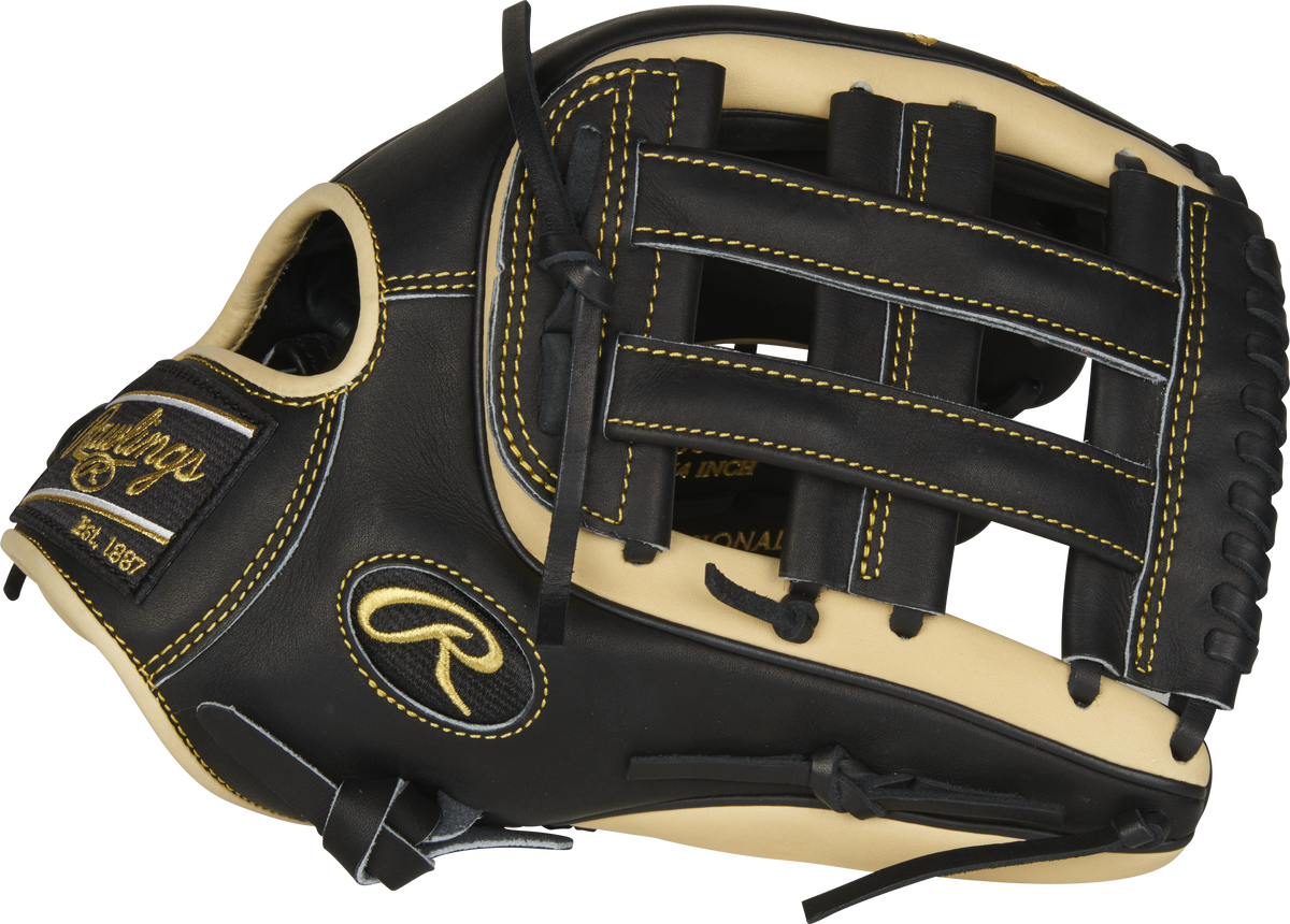 """Rawlings Heart of the Hide R2G 12.75/"""" LHT Baseball Glove PRORBH34BC retails $260"""