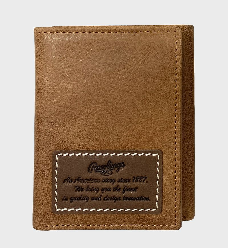 American Story Tri-Fold Wallet