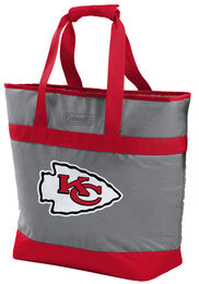 NFL Kansas City Chiefs 30 Can Tote Cooler