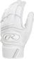 A white WH950BGY-B youth Workhorse batting glove image number null