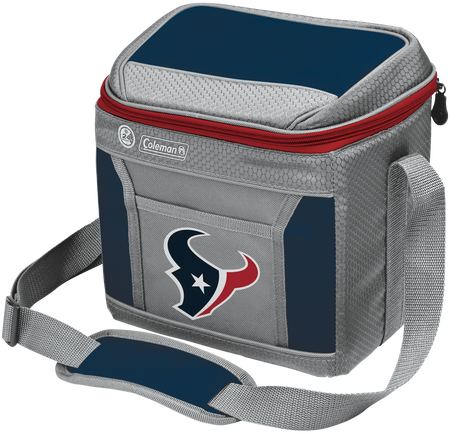 NFL Houston Texans 9 Can Cooler