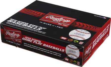 NFHS® High School Baseballs