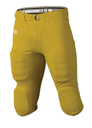 Youth Slotted Football Pant