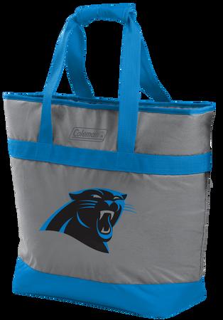 NFL Carolina Panthers 30 Can Tote Cooler
