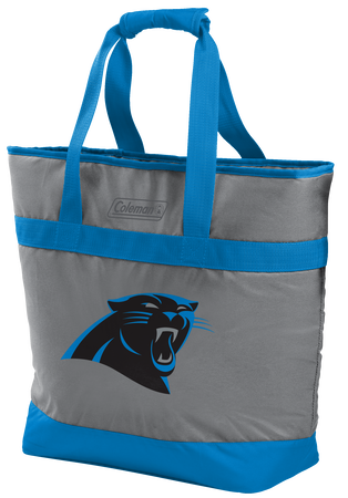 NFL Carolina Panthers 30 Can Tote Cooler